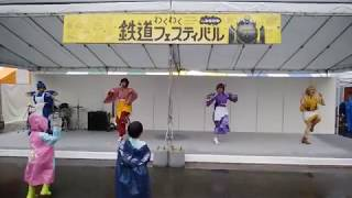 2018年9月15日、群馬県みなかみ町の水上駅 SL転車台広場にて行われた、...