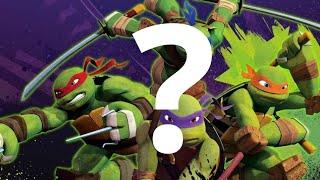 Угадай серию черепашек ниндзя!