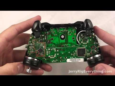 NEW XBox One controller tear down, fix, and repair video. Best Video.