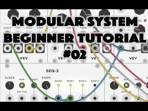 Modular System Beginner Tutorial #02: S&H, Gate, Trigger ... with VCV Rack