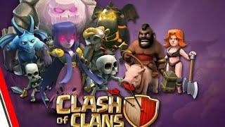 clash of clans чек деревни и атака вашыми деками