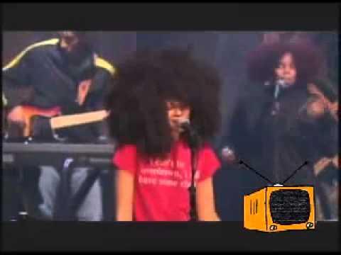 Erykah Badu Honey Live (SD)