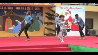 vuclip Amarachi performs in Brookstone Primary School