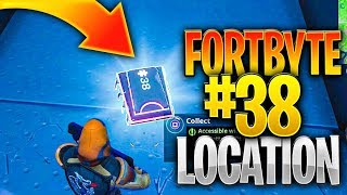 What Happens When You Collect All 100 Fortbytes?  FORTBYTE #38 LOCATION (Final Fortbyte #38!)