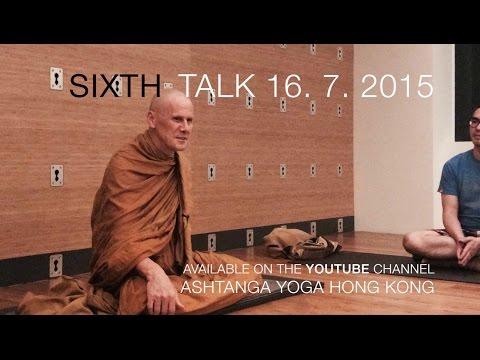 Tan Dhammavidu - Trailer for the Sixth Hong Kong Meditation & Dhamma Talk - 16th of July, 2015