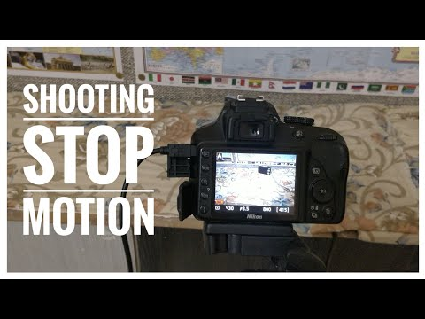 MAKING STOP MOTION VIDEOS|HOW TO | SHOOTING A STOP MOTION