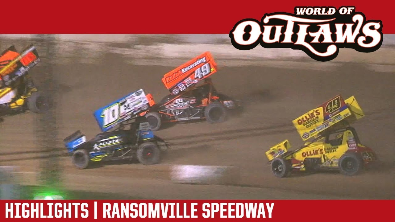 world-of-outlaws-craftsman-sprint-cars-ransomville-speedway-october-16-2017-highlights