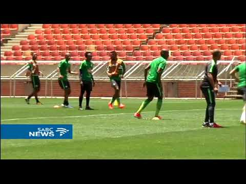 Bafana camp in disarray ahead a must win World Cup qualifier