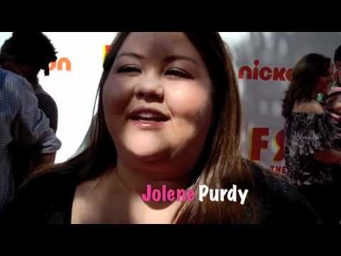 JOLENE PURDY: FRED THE MOVIE PREMIERE