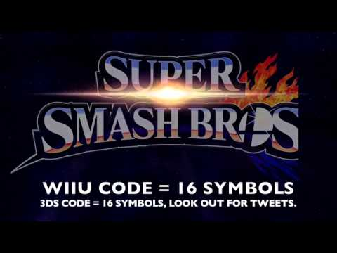 Mewtwo DLC Code Giveaway: Super Smash Bros WIIU/3DS DLC GIVEAWAY