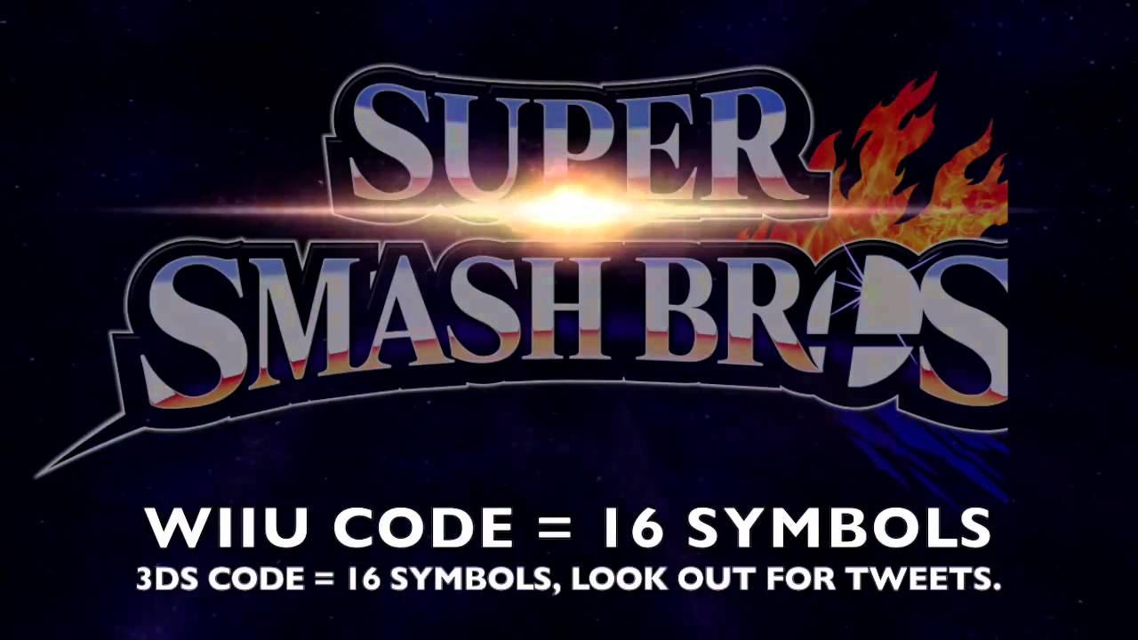 Mewtwo super smash bros 3ds giveaways