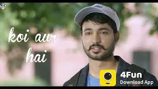 Tu pyar hai Kisi our Ka WhatsApp status || romantic love WhatsApp status