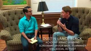 DUSTIN LANCE BLACK: A JOURNEY TO TEXAS A & M UNIVERSITY