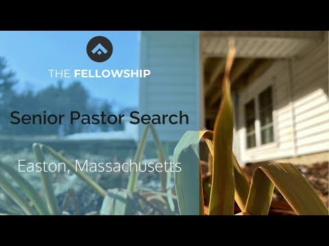 The Fellowship Senior Pastor