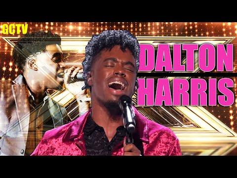 Who Is DALTON HARRIS ? - X FACTOR Contestant From Jamaica (GCTV)