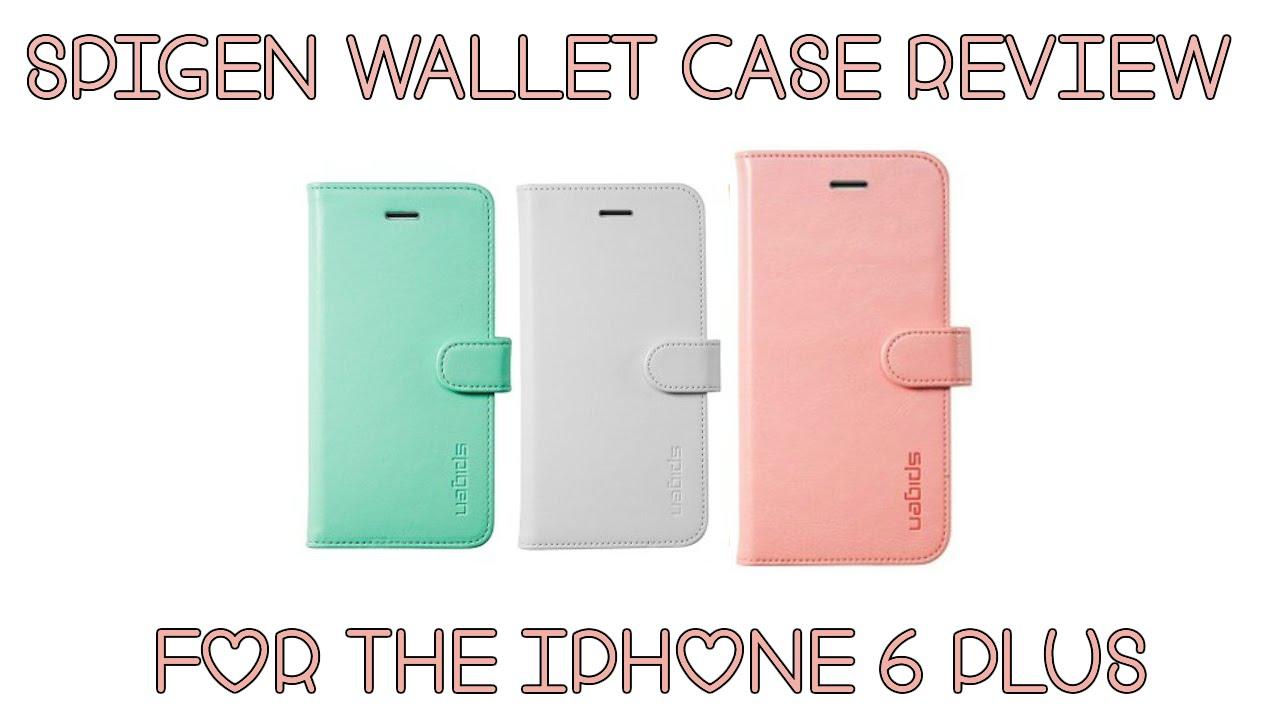 new arrival 24e72 7e09b iPhone 6 Cases - Spigen Case Wallet S for iPhone 6 Plus