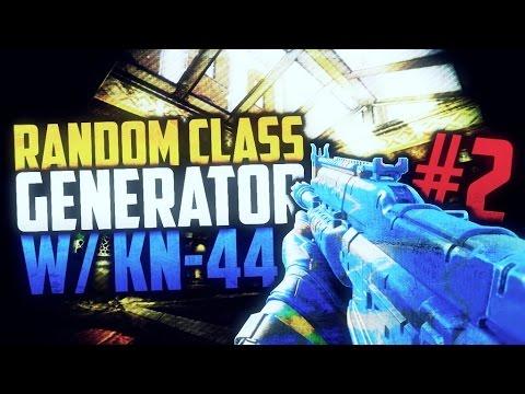 Black Ops 3 Mothership Destruction Kn 44 Random Class