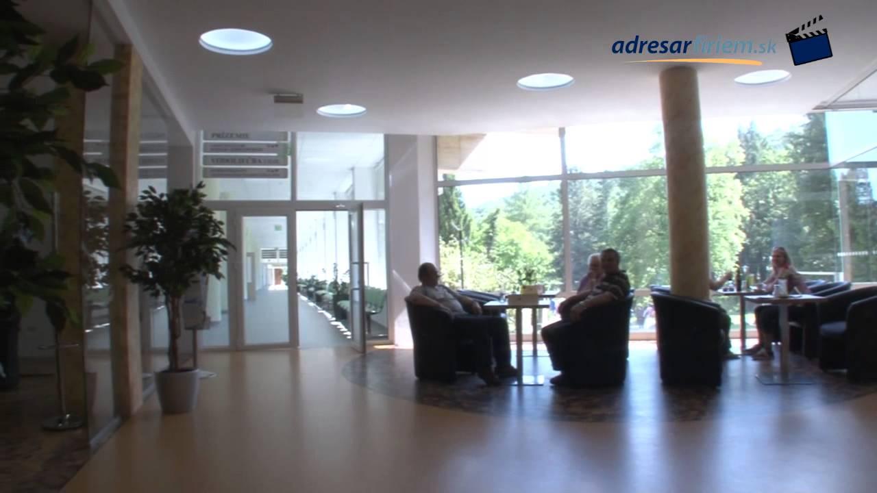Video BARDEJOVSKÉ KÚPELE a. s.