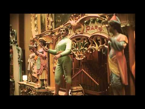 The magnificent Gavioli fairground organ The Troubadour