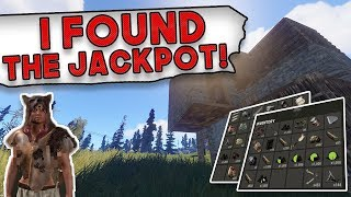 Video FINDING CRAZY LOOT IN ABANDONED BASE! | Rust SOLO SURVIVAL Gameplay | The Official Wipe #2 download MP3, 3GP, MP4, WEBM, AVI, FLV Desember 2017