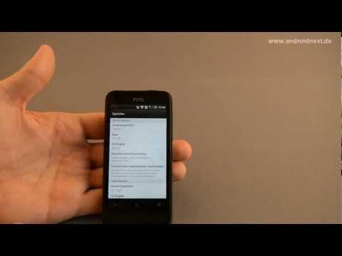 HTC One V - Testfazit - androidnext.de