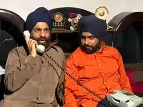 Funny punjabi Indian Sikh phonecall