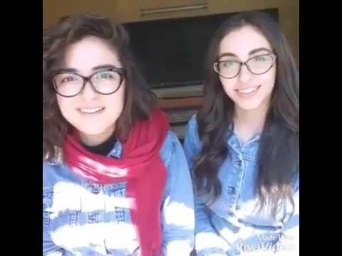 شباكك مطفي يايمّا Marina & Sirine
