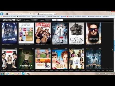 كيفية تحميل أفلام من موقع Torrentbutler بتقنية ال HD