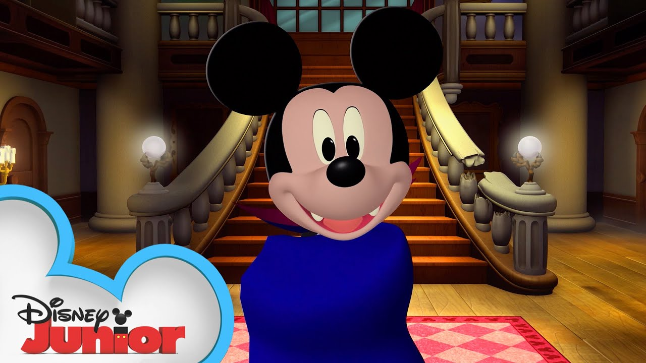 Count Mikula Music Video Mickey Mouse Clubhouse Disney Junior Youtube