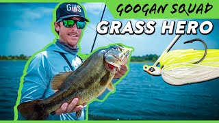Try THIS To Pull More BIG Bass Out Of The THICK Stuff! ft. LakeFork Guy and LOJO