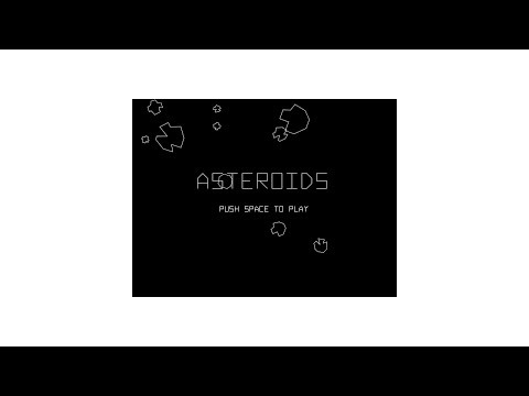 Asteroids #3 - HTML5 Game Programming Tutorial [javascript]