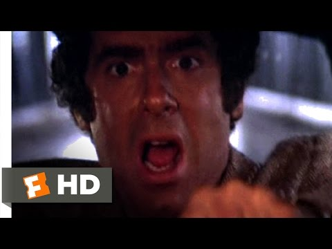 Capricorn One (1978) - Runaway Car Scene (5/11) | Movieclips