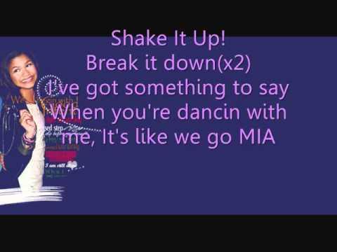 Shake It Up - Theme Song (LYRICS).wmv