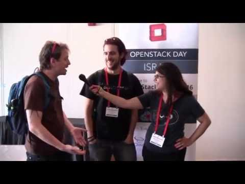 Monty Taylor - IBM & Flavio Percoco - Red Hat, OpenStack Day Israel