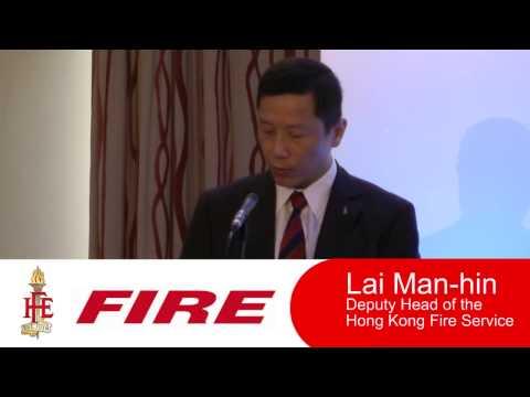 Lai Man-hin talks about Hong Kong's deadliest fire in 15 years