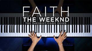 Baixar The Weeknd - Faith | The Theorist Piano Cover
