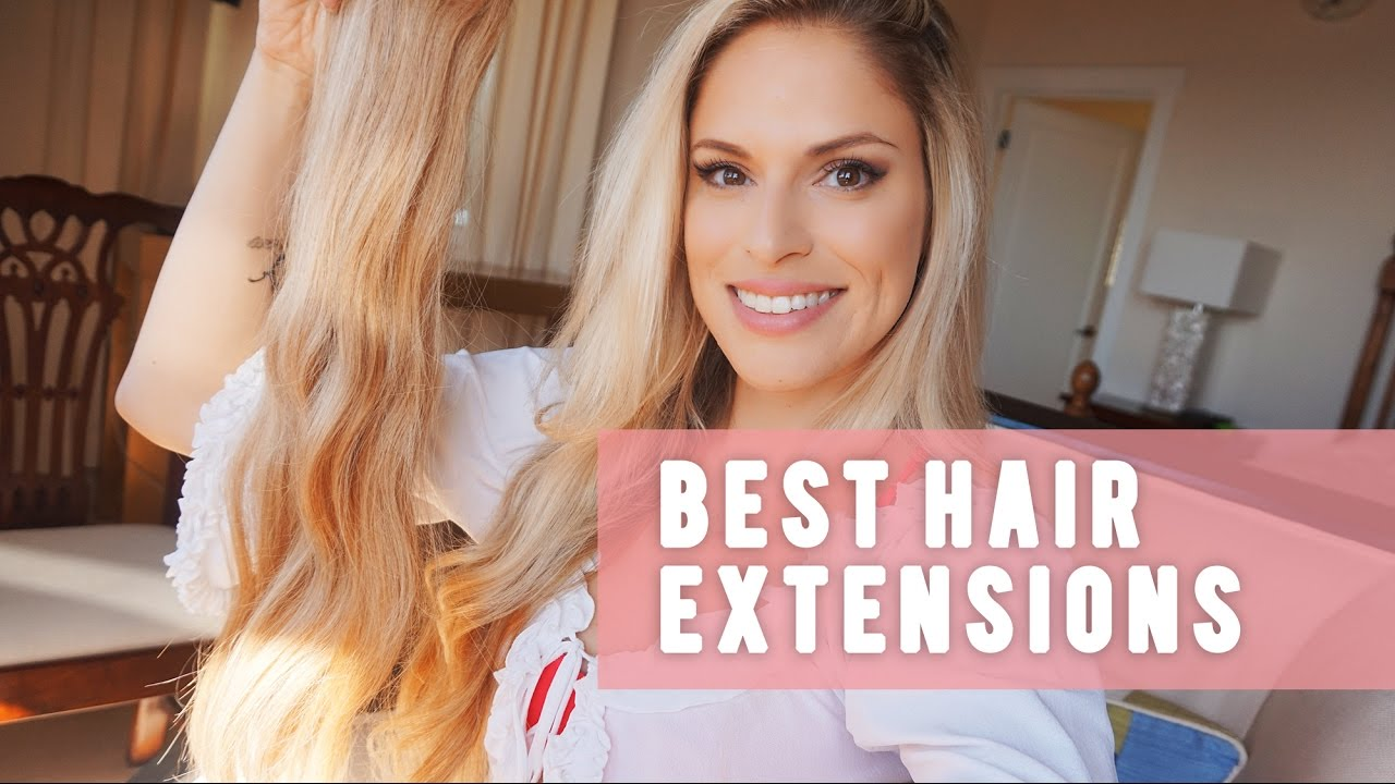 Best Hair Extensions Review Top Quality And Long Lasting Youtube