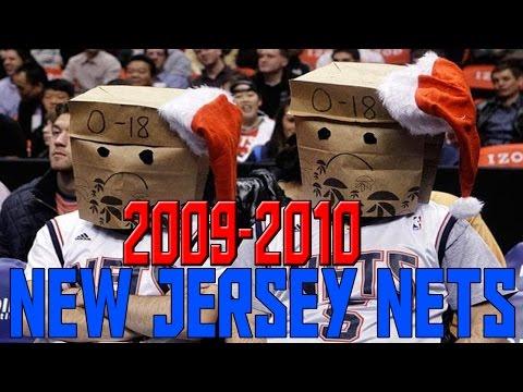 REBUILDING THE 2009-2010 NEW JERSEY NETS   NBA 2K17