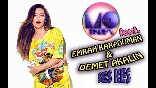 Mert ONAT Beat'z feat. Emrah Karaduman & Demet Akalın - Ses Kes (Remix) Resimi
