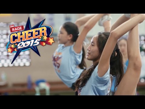 CHEER 2015: Rayvens, Malaysia's top junior cheerleading team