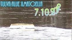 Tulvavideo 7.10.2012 Ilmajoella