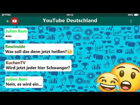 Julien Bam wird Vater? 😮 | YouTube Deutschland Chat | S02E03