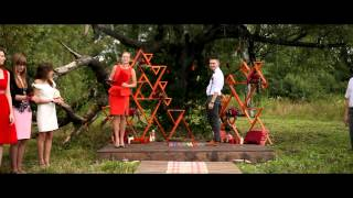 Наша свадьба в стиле бохо Иваново 18.07.15