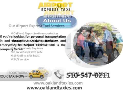 Oak Airport Transportation Services