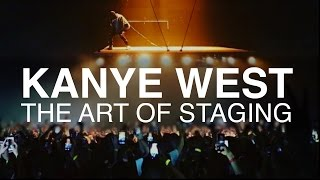 kanye west the art of staging