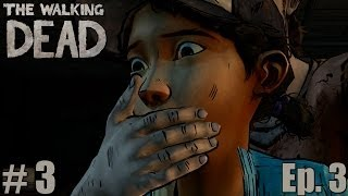 The Walking Dead 2ªT - Ep.3 - BOLANDO UM PLANO! - Parte 3 (In Harm