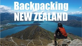 Backpacking New Zealand 2015 | Kiwi Experience (HD)