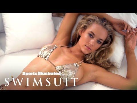 Hannah Ferguson Rocks Back & Forth In Fiji   Irresistibles   Sports Illustrated Swimsuit