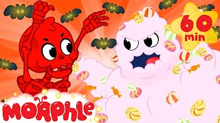 Morphle vs The Candy Monster - Halloween Videos for Kids | Morphle TV