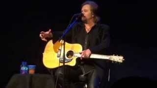 """Come And Go Blues""...  Travis Tritt @ Newton Theatre 2015"